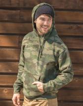 Men`s Heavyweight Hooded Pullover